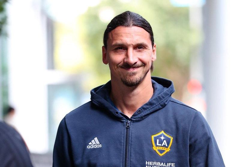 Zlatan Ibrahimovic y su escándalos en la MLS con el LA Galaxy