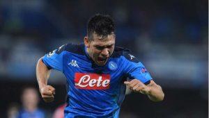 Hirving Lozano podría salir del Napoli el próximo verano