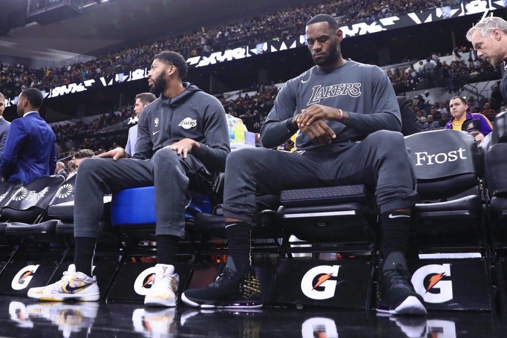 NBA 2019, Lakers, Warriors,