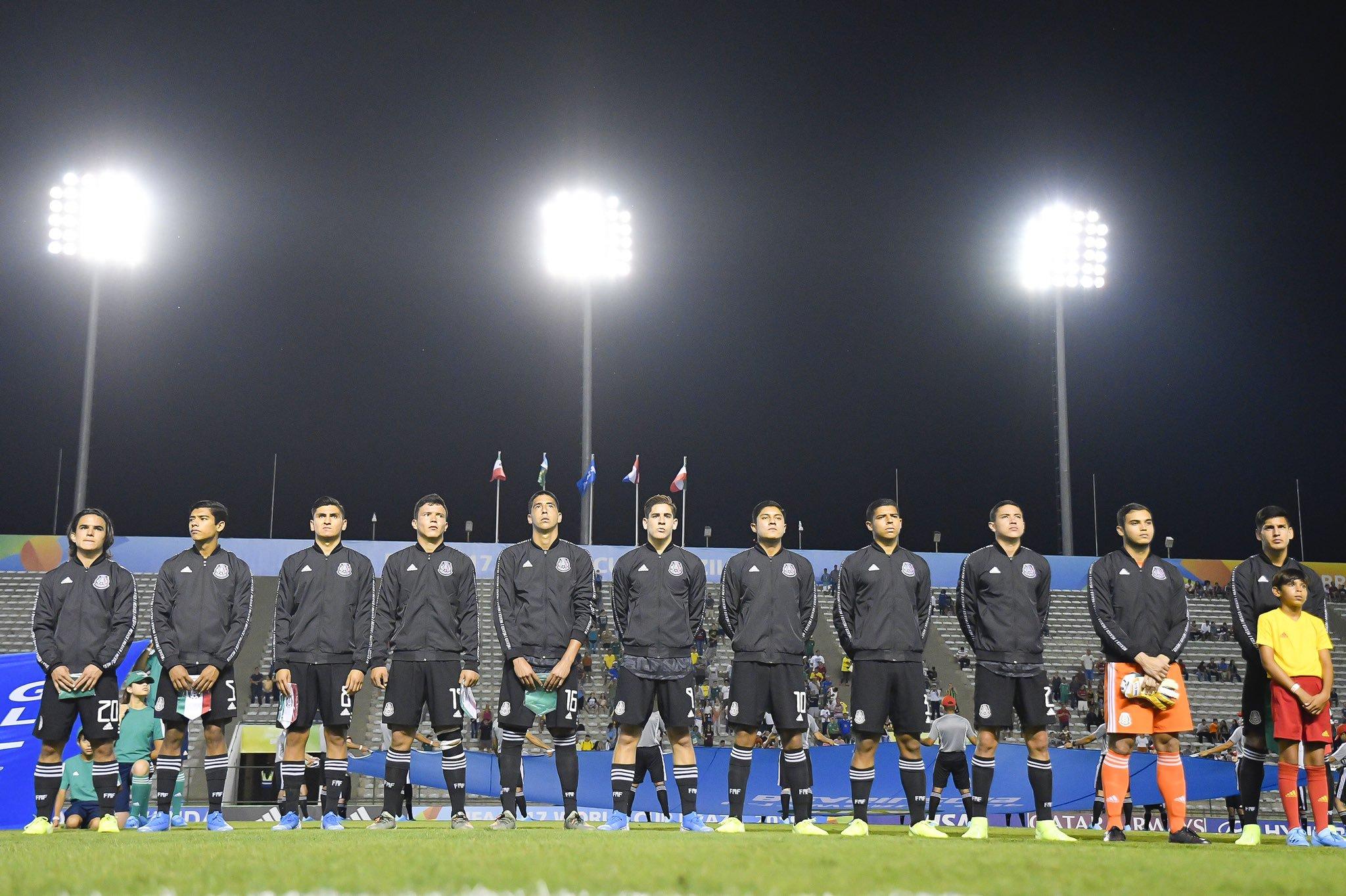 México vs Islas Salomón, En Vivo Mundial Sub-17 Brasil 2019