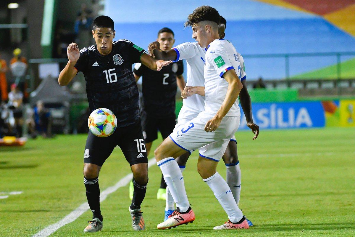 Tri Sub 17 cae 2-1 con Italia y complica pase a octavos