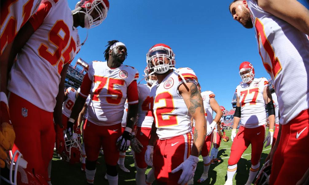 Kansas City Chiefs y LA Chargers listos para el Monday Night Football