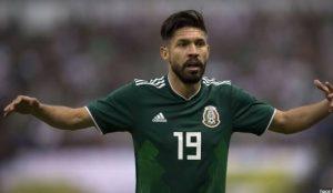 Javier Hernández se burló de Oribe Peralta en la selección