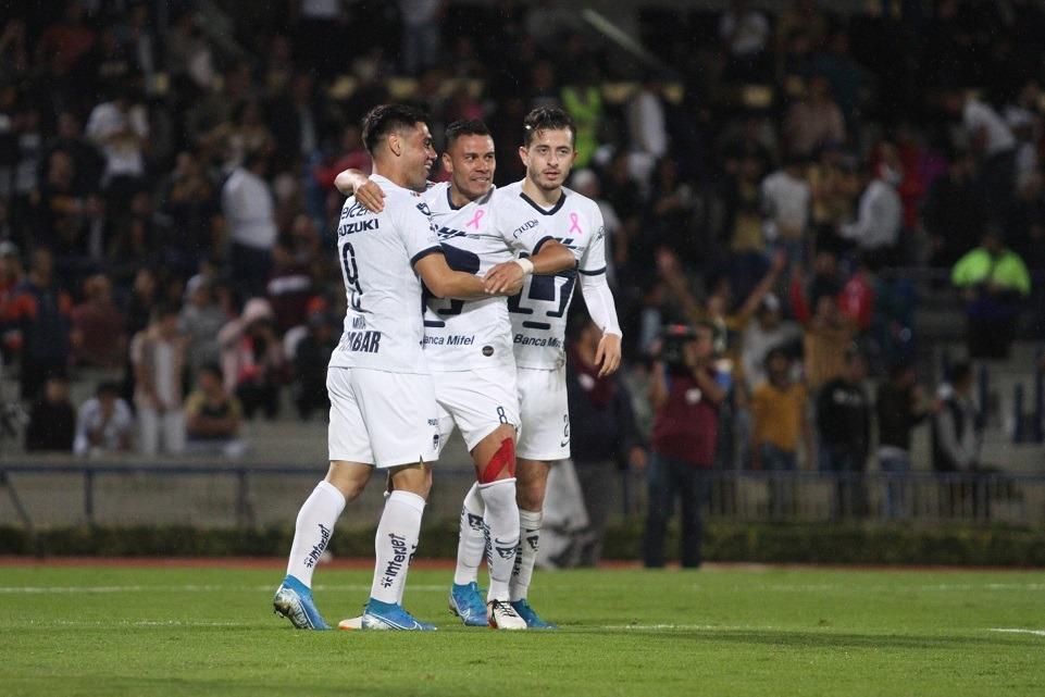 Pumas tiene listo el primer refuerzo para el Clausura 2020