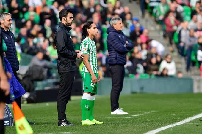 Quique Setién volvería a ser DT del Real Betis; más minutos para Lainez