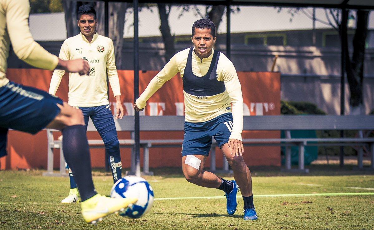 Jorge Sánchez y Giovani Dos Santos saldrán a la banca contra Santos