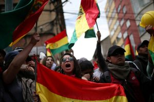 VIDEO: Así festejó Bolivia la renuncia de Evo Morales a la presidencia