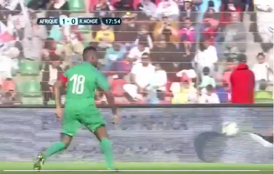 VIDEO: Así luce Samuel Eto'o con kilos más tras su retiro