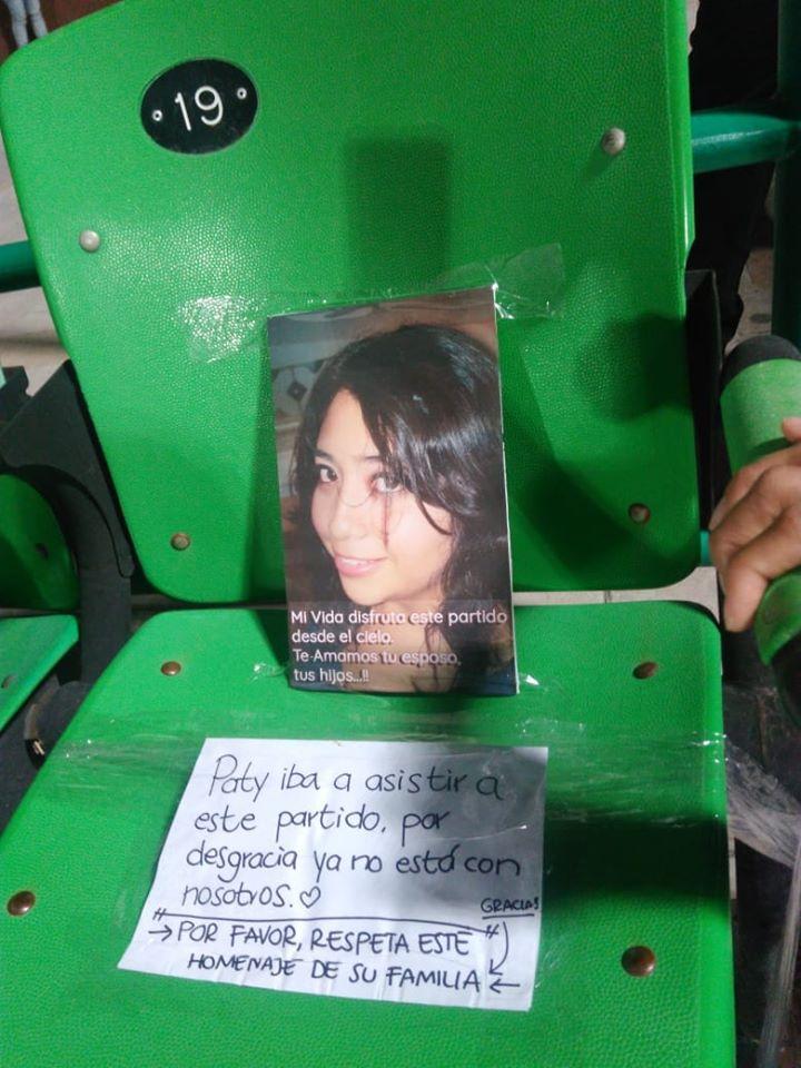 Cumplen sueño a aficionada de Chivas que perdió la vida