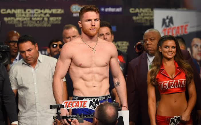 Canelo Álvarez y Caleb Plant pelearán en el MGM Grand Arena en Las Vegas, Nevada
