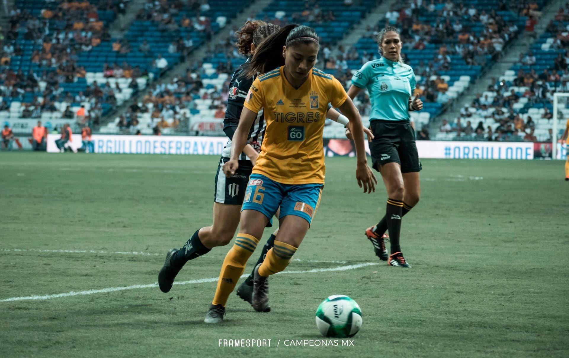 Tigres Vs Monterrey Horario Y Donde Ver En Vivo La Final De La Liga Mx Femenil Estadio Deportes