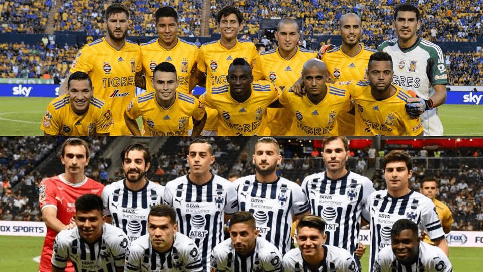 Tigres, Monterrey, Fidel Kuri,