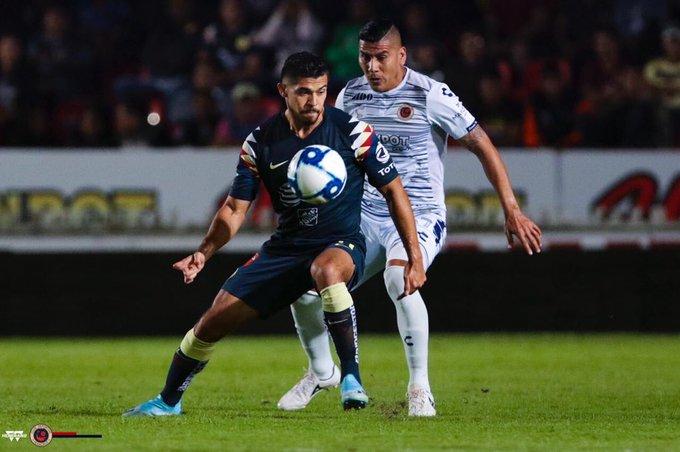 América golea 5-0 a Veracruz y amarra su pase a Liguilla