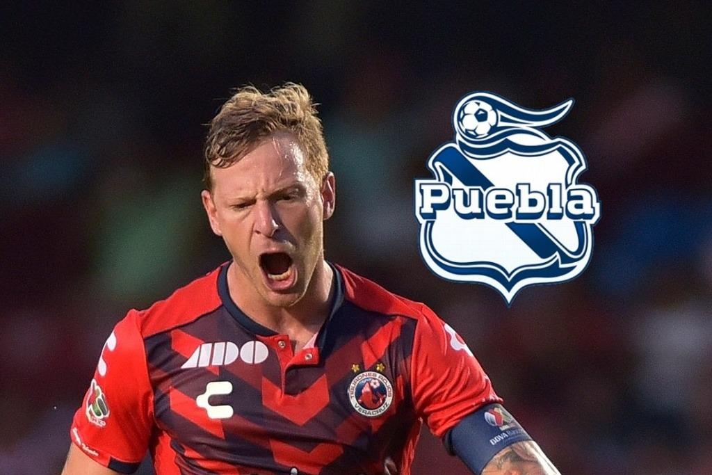 Puebla anuncia la llegada de su primer refuerzo para el Clausura 2020
