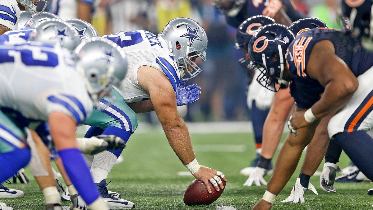 Chicago Bears vs Dallas Cowboys: Horario y dónde ver en vivo la Semana 14 de la NFL