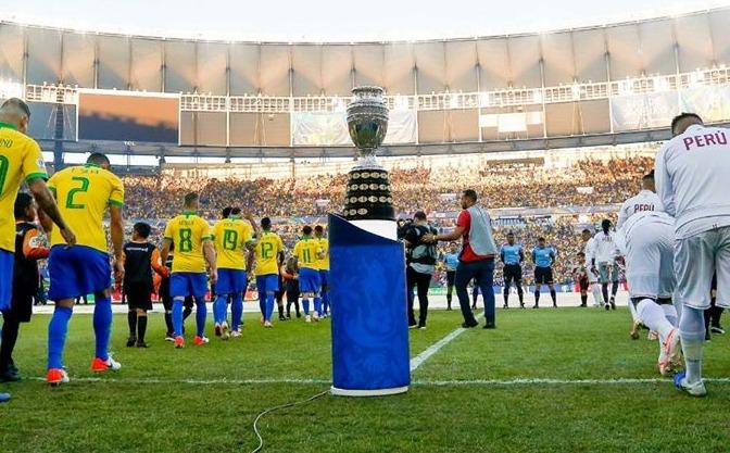 Se definen las fechas de los partidos para la Copa América 2020