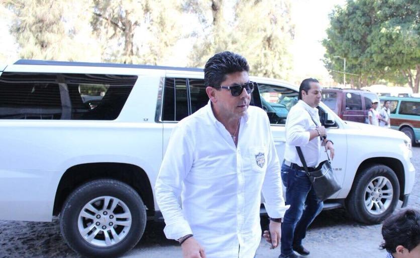 FMF niega acceso a Fidel Kuri a la Asamblea de la Liga MX