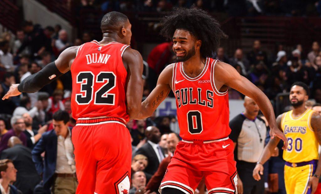 Kings Bulls NBA