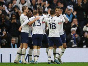 Tottenham se lleva la victoria ante el Brighton por la Premier