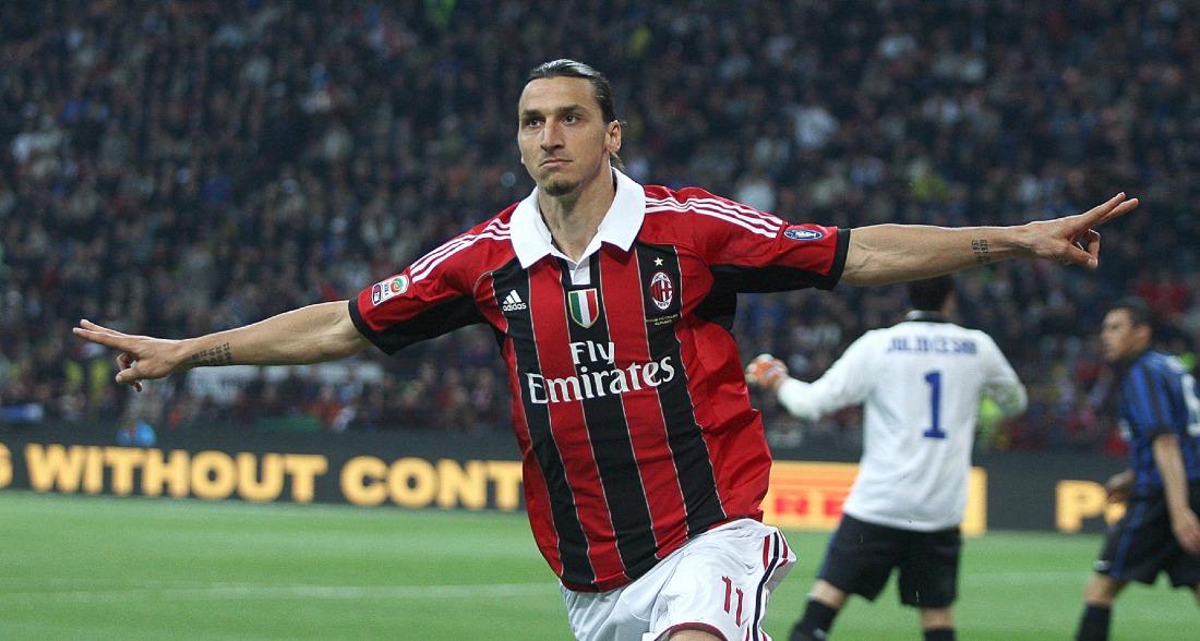 Zlatan Ibrahimovic confirma su regreso a la Serie A de Italia