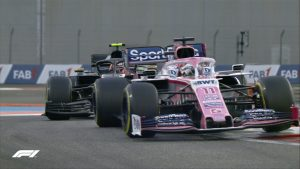 'Checo' Pérez finaliza la temporada de F1 en el Top 10