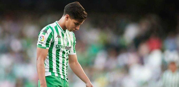 Lyon interesado en fichar a Diego Lainez