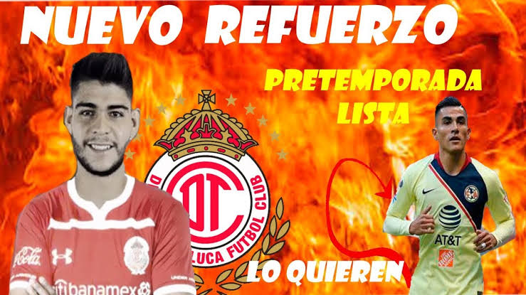 Leonardo Fernández López primer refuerzo del equipo Toluca