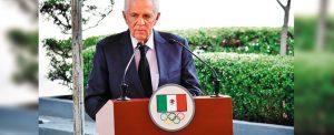 Comité Olímpico Mexicano aumentará las plazas a los Juegos Olímpicos Tokio