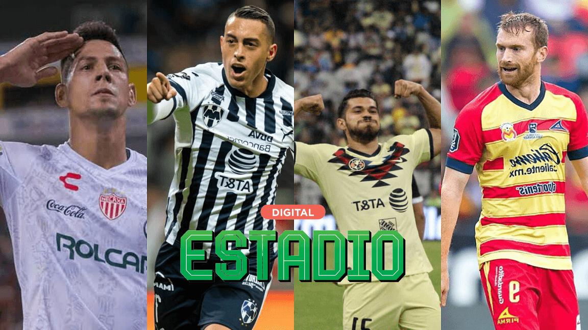 Pronósticos semifinales Apertura 2019 Liga MX