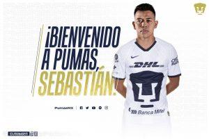 Así juega Sebastían Saucedo, el nuevo refuerzo de Pumas
