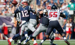 Texans vs New England Patriots: horario y dónde ver EN VIVO NFL