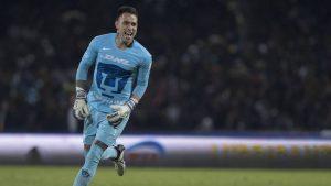 Saldívar mantiene confianza en Pumas
