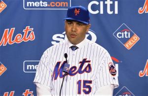 Carlos Beltrán renuncia a los Mets tras polémica