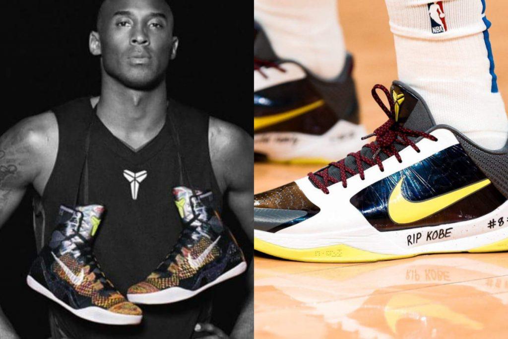 Nike retira productos de Kobe para no generar ganancias por su muerte