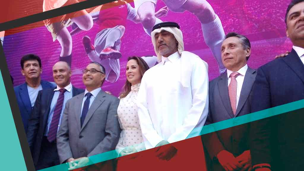 Se destaca riqueza deportiva de Catar