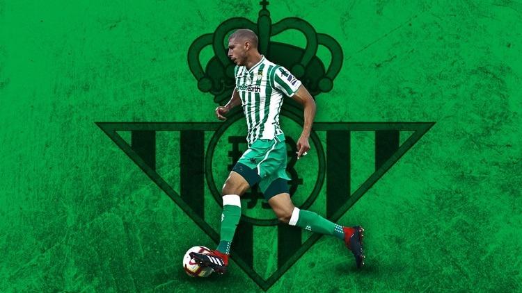 Guido Rodríguez fue anunciado por el Real Betis