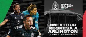 La Selección mexicana tiene listos sus primeros 2 rivales del 2020
