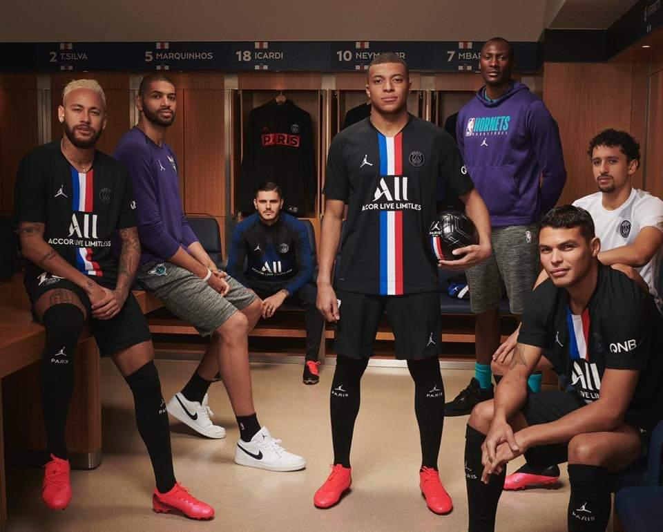 El PSG presenta su 4ta equipación para la Champions