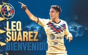 Leonardo Suárez es nuevo jugador del Club América