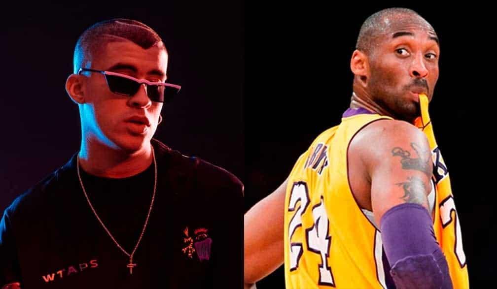 La canción que Bad Bunny dedico a Kobe Bryant
