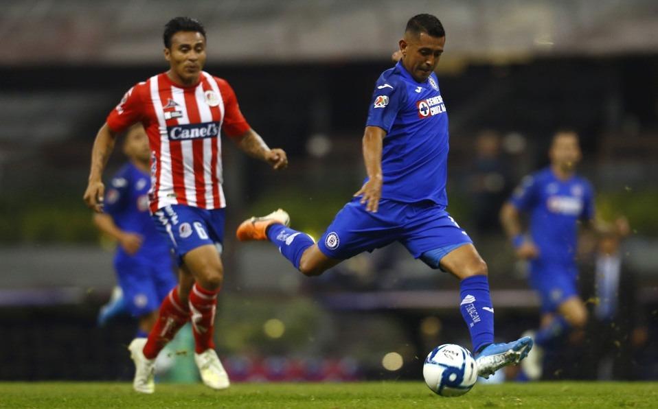 Esta noche San Luis vs Cruz Azul
