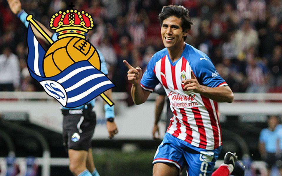 JJ Macías al Real Sociedad