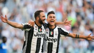 Dybala e Higuaín: dupla perfecta ante Udinese