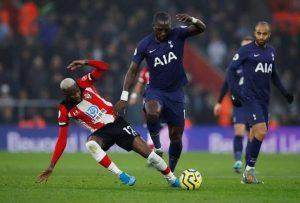 Tottenham sufre la baja del francés Moussa Sissoko por lesión