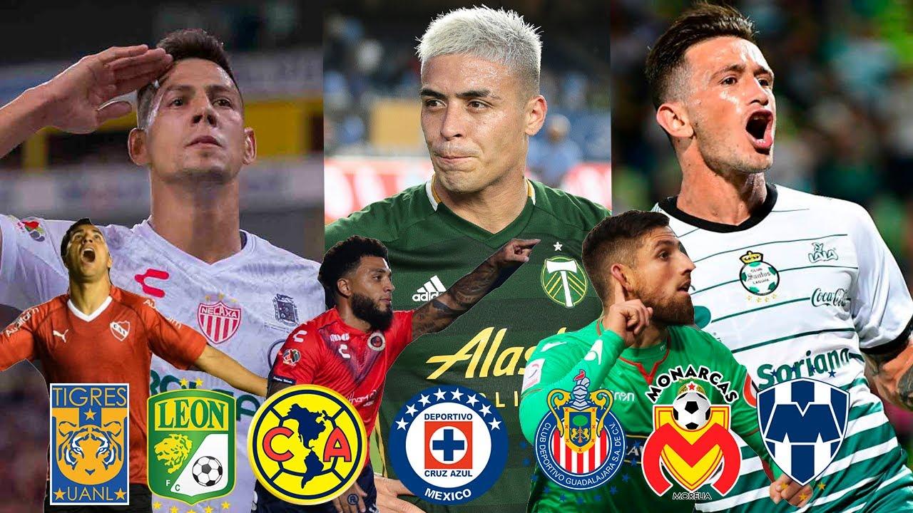 Buscan brillar en el Clausura 2020 futbolistas llegados el año pasado