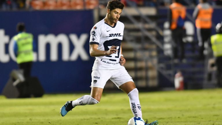 Pablo Jáquez deja Pumas y jugará en Dorados