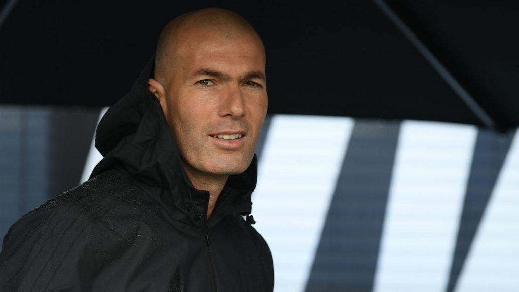 Zidane deja Real Madrid y se dirige a la Juventus