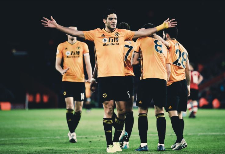 Wolves y Jiménez en top10 mundial