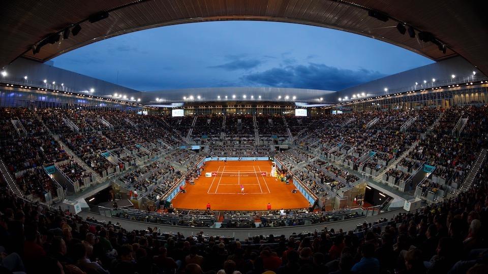 """Estadio """"La Caja Mágica"""""""